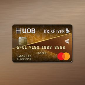 UOB KrisFlyer Credit Card